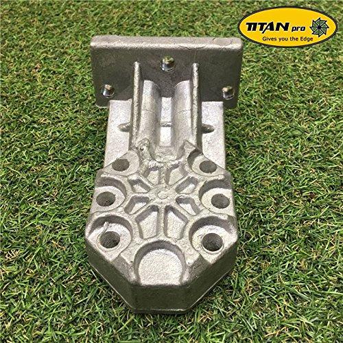 Pump Casting for Electric Log Splitters - Genuine Replacement Part (TPLS7T) Titan Pro