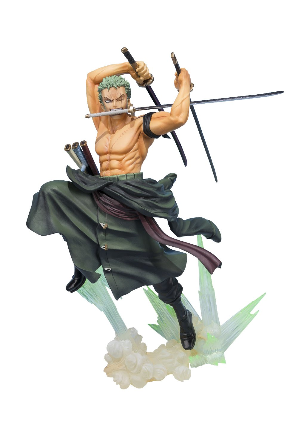 One Piece - Roronoa Zoro -Ultra Gari- [Figuarts ZERO] [import Japon]