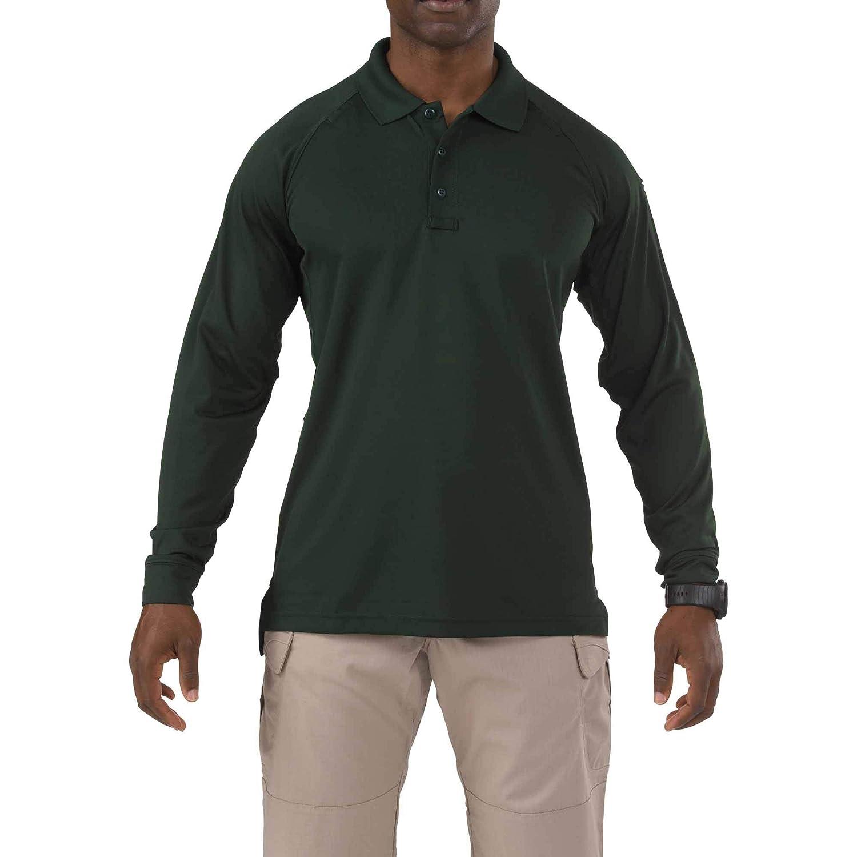 Amazon 511 Tactical 72049 Performance Long Sleeve Polo Shirt