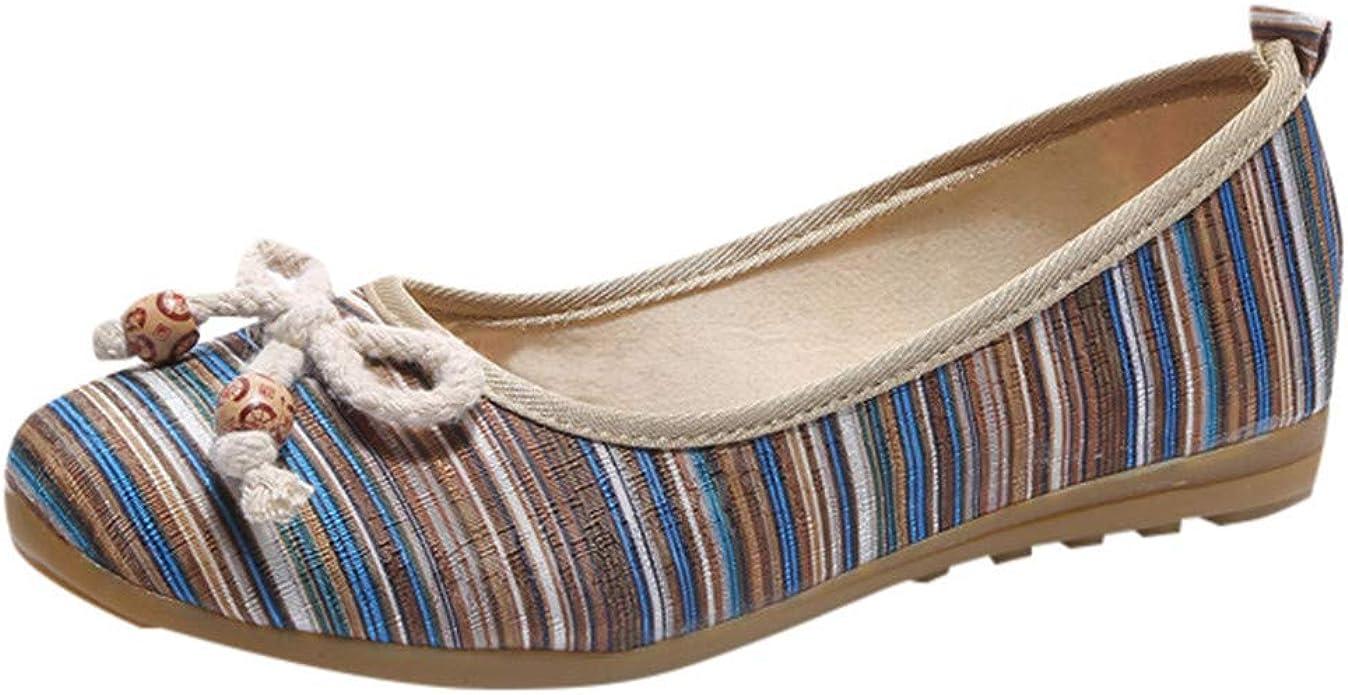 Sandalias planas de piel sintética para mujer con tacón de piel ...