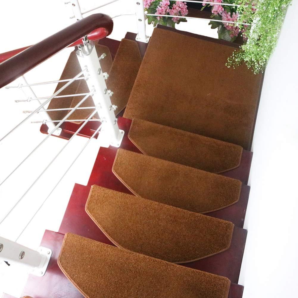 カーペット 滑り止めのステップカーペットマジックバックルとドラゴン骨折側、屋内の水で濡れることができる階段カーペットが付いている厚い11mm敷物階段踏面 (色 : Set of 13, サイズ さいず : 65×24+3cm) 65×24+3cm Set of 13 B07MXSG7PS