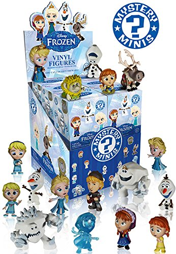 Funko Disney Frozen Mystery single