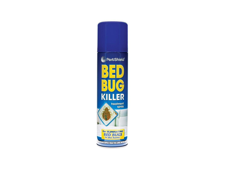 3 x PestShield Indoor Bed Bug Flea Killer Treatment Spray Carpet Mattress 200ml 151
