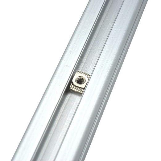 10 tuercas M3 T tipo B para perfil de aluminio tipo 2020 – T-Slot ...