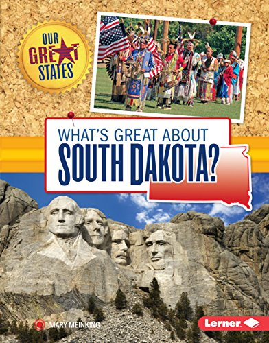 Custer State Park Black Hills - What's Great about South Dakota? (Our Great States)