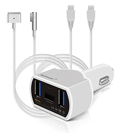 BatPower UL Listed 110W Car Charger Power Supply for MacBook Pro 15 13  Retina MacBook Air 913b22c5cd