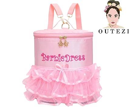 Amazon.com: Rosa Ballet Bolsa Para Las Niñas bebé Cute ...
