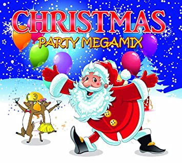Christmas Party Time Images.Various Artists Christmas Party Megamix Various Amazon
