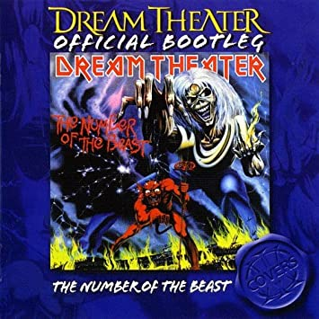 amazon the number of the beast dream theater ヘヴィーメタル 音楽