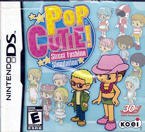 Pop Cutie! Street Fashion Simulation - Nintendo (Costume Exchange Rate)
