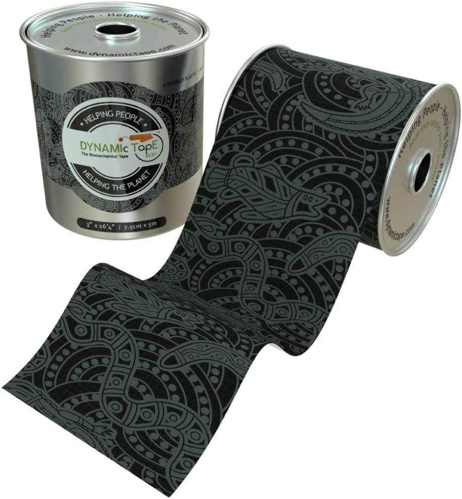 Farbe: hellblau elastische Qualit/äts-Bandage // 100/% gewebte Baumwolle//wasserresistent//Rollenl/änge 5 m Breite 5 cm #DoYourFitness 12x Premium Kinesiologie Tape