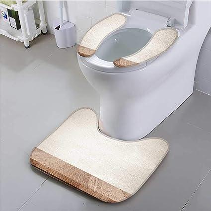 Magnificent Amazon Com Uhoo2018 Universal Toilet Seat Empty Wooden Inzonedesignstudio Interior Chair Design Inzonedesignstudiocom