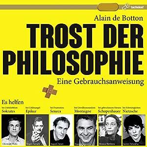 Trost der Philosophie Hörbuch