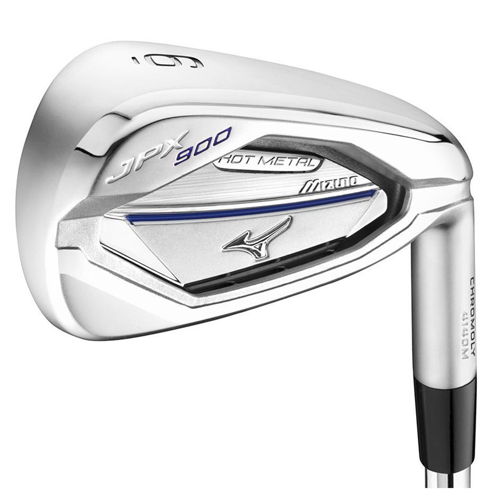 Choose Club-Mizuno Men's Golf Iron Set JPX900 Hot Metal, Right, (Graphite or Steel),(regular or Stiff)