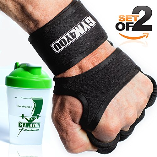 GYM4YOU Fitness Grips Training protection product image