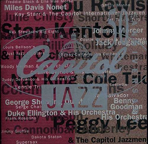 Capitol Jazz 50th Anniversary Collection