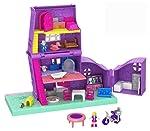 Pollyville Casa Da Polly, Polly Pocket, Mattel, Multicolorido Mattel Multicolorido