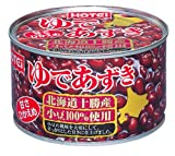 Hotei boiled red bean Hokkaido 430gX6 pieces