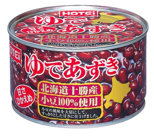 Hotei boiled red bean Hokkaido 430gX6 pieces by Prosthesis