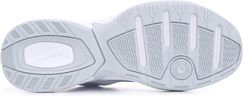Nike W M2k Tekno, Sneakers Basses Femme Blanc White White Pure Platinum 001
