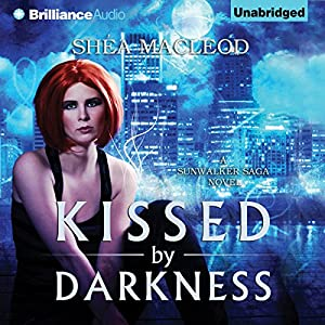 Kissed by Darkness Audiobook
