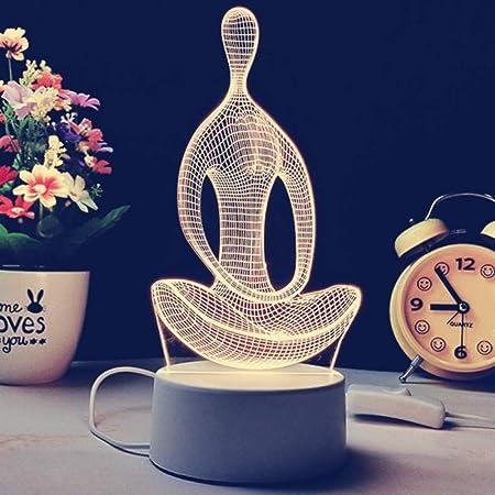 SNOLEK Luz Nocturna Decorativa - led decoración del hogar ...