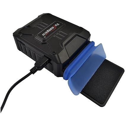 Itian Refrigerador Portátil, Ordenador Portátil Notebook Cooling Pad Aspiradora de Aire Del Refrigerador del Aire de Aspiración --- Accionado USB, ...