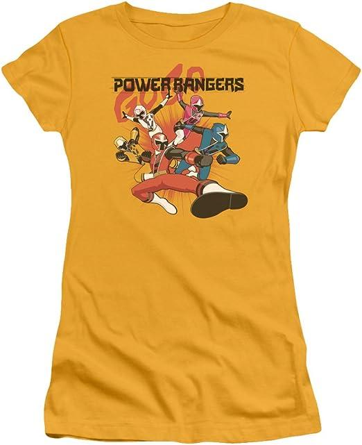 Power Rangers Ninja Steel TEAM LINEUP Licensed Adult Tank Top All Sizes