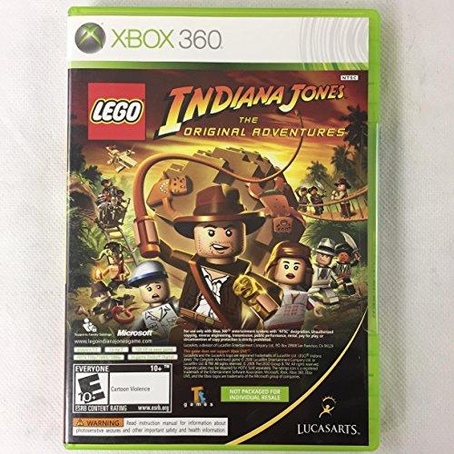 Lego Indiana Jones Original Adventures Pc product image