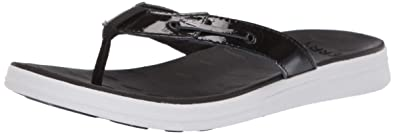 d3c1e9d5384 SPERRY Women s Adriatic Thong Skip Lace Leather Sandal Black 050 ...