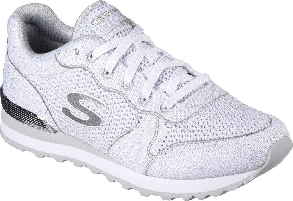 Skechers Og Damen Og Skechers 85-Niedrig Flyers Sneaker Weiß 9c411b