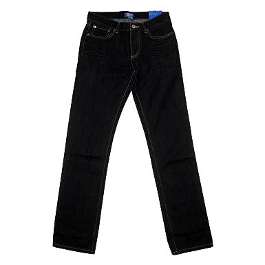 online store c21db 94b97 Mens Adidas Originals M Slim Fit Jeans Blue Collection Denim Jean G84602  29 32