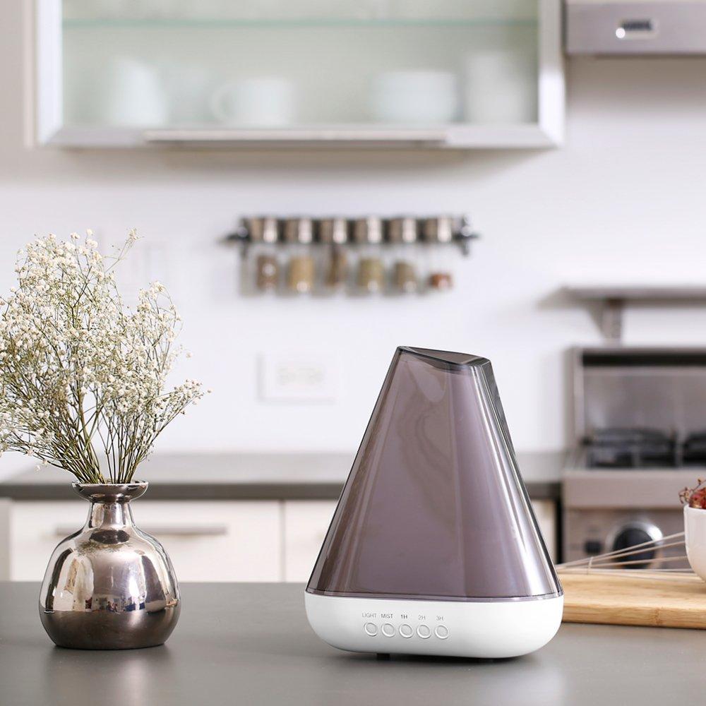 Amazon.com: Eva 600 ml Aroma Best essential Oil Diffuser, Scent and ...
