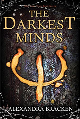 Image result for the darkest minds book cover