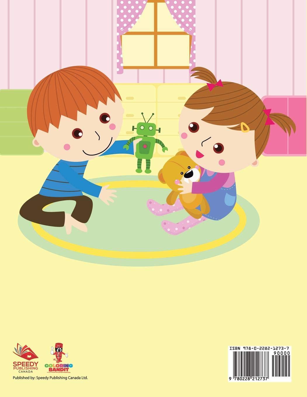 Diversión En Casa: Los Niños Libros Para Colorear Para Niños ...
