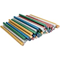 Universele lijmpatronen | lijmpistolen voor grote lijmpistolen | hete lijm sticks | Ø 11 mm | 20 cm lang | 50 stuks (5…