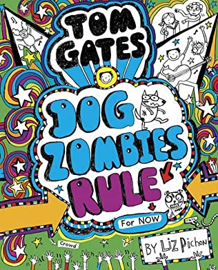 book cover of Dog Zombies Rule (for Now)