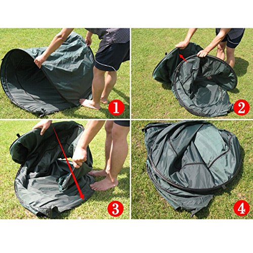 Generic O-8-O-3081-O m Camou Tent Camping mping R Toilet Changing ing Ten Portable Pop UP Toilet Room Camouflage shing B Fishing Bathing NV_1008003081-TYQFUS32 by Generic (Image #8)