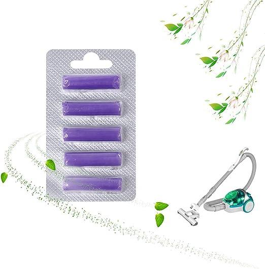 cuigu 5pcs aspirador Hoover bolsas ambientador Perfume (aroma de varillas: Amazon.es: Hogar