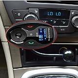 EinCar Univeral LCD Display Bluetooth Wireless Car MP3 FM Transmitter Modulator Radi.