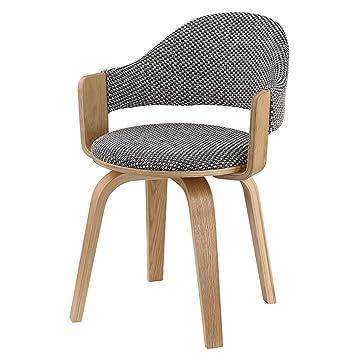 Qiangzi Moderne Holzstühle Moderner Kreativer Fester Hölzerner  Drehstuhl Stuhl / Studien Büro Computer