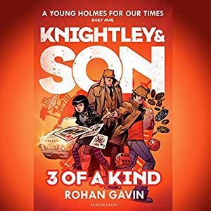 Knightley & Son: 3 of a Kind Audiobook