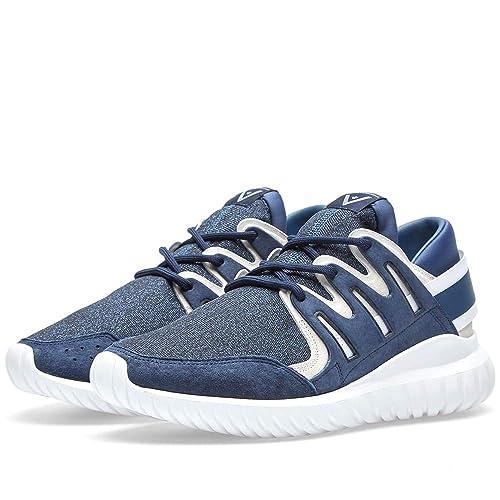 pretty nice 8f23a 84237 adidas Originals Men s Tubular Nova White Mountain BB0768 - Navy White-UK  8.0 EU 42.0  Amazon.co.uk  Shoes   Bags