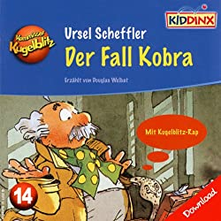 Der Fall Kobra (Kommissar Kugelblitz 14)