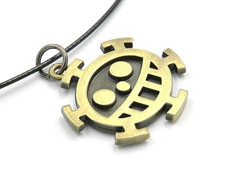 CoolChange Collar de One Piece de Trafalgar Law  Amazon.es  Juguetes y  juegos 3fe9b4f175d