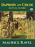 Daphnis and Chloe in Full Score (Dover Music Scores)