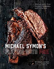 Cohost of The Chew and celebrated Iron Chef and restaurateur Michael Symon returns to a favorite subject, meat, with his first cookbook focused on barbecue and live-fire grilling, with over 70 recipes inspired by his newest restaurant, Mabel'...