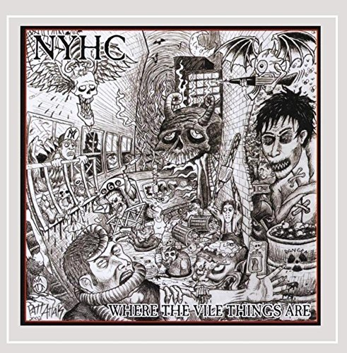 Nyhc: Where the Vile Things Grow by Various Artists (2004-02-24)