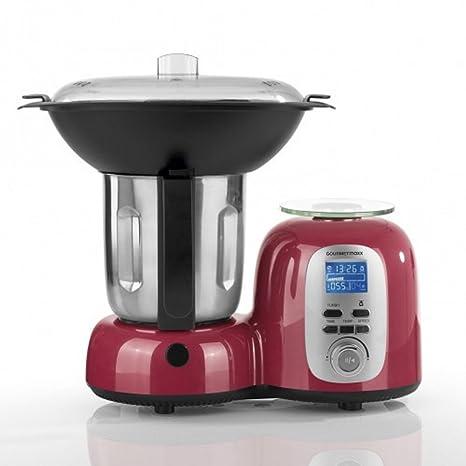 GOURMETmaxx Thermo-Multikocher - Robot da cucina multifunzione 10 in ...