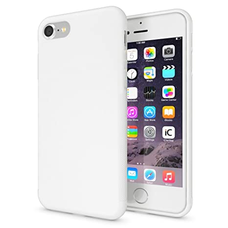 coque iphone 8 slim blanche